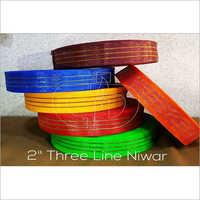 Three Line Plastic Niwar