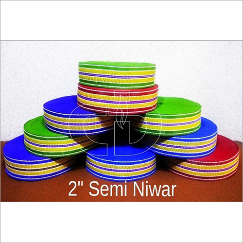 Semi Virgin Plastic Niwar