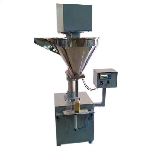 Semi Automatic Powder Filler Machine
