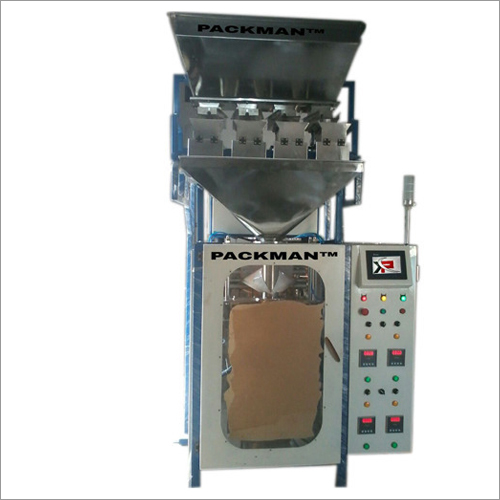 Three Phase Pouch Packing Machine