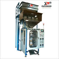 Pouch Packing Machine With Nitrogen Filling