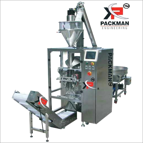 Fully Automatic Spices Pouch Packing Machine