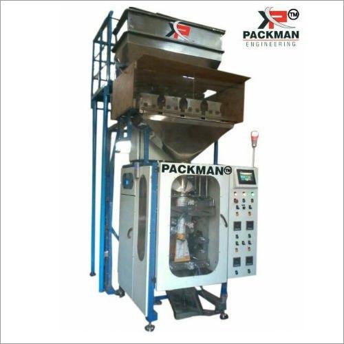 Automatic Jeera Packaging Machine