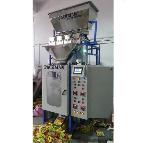 Fully Automatic Three Phase Spice Packing Machine