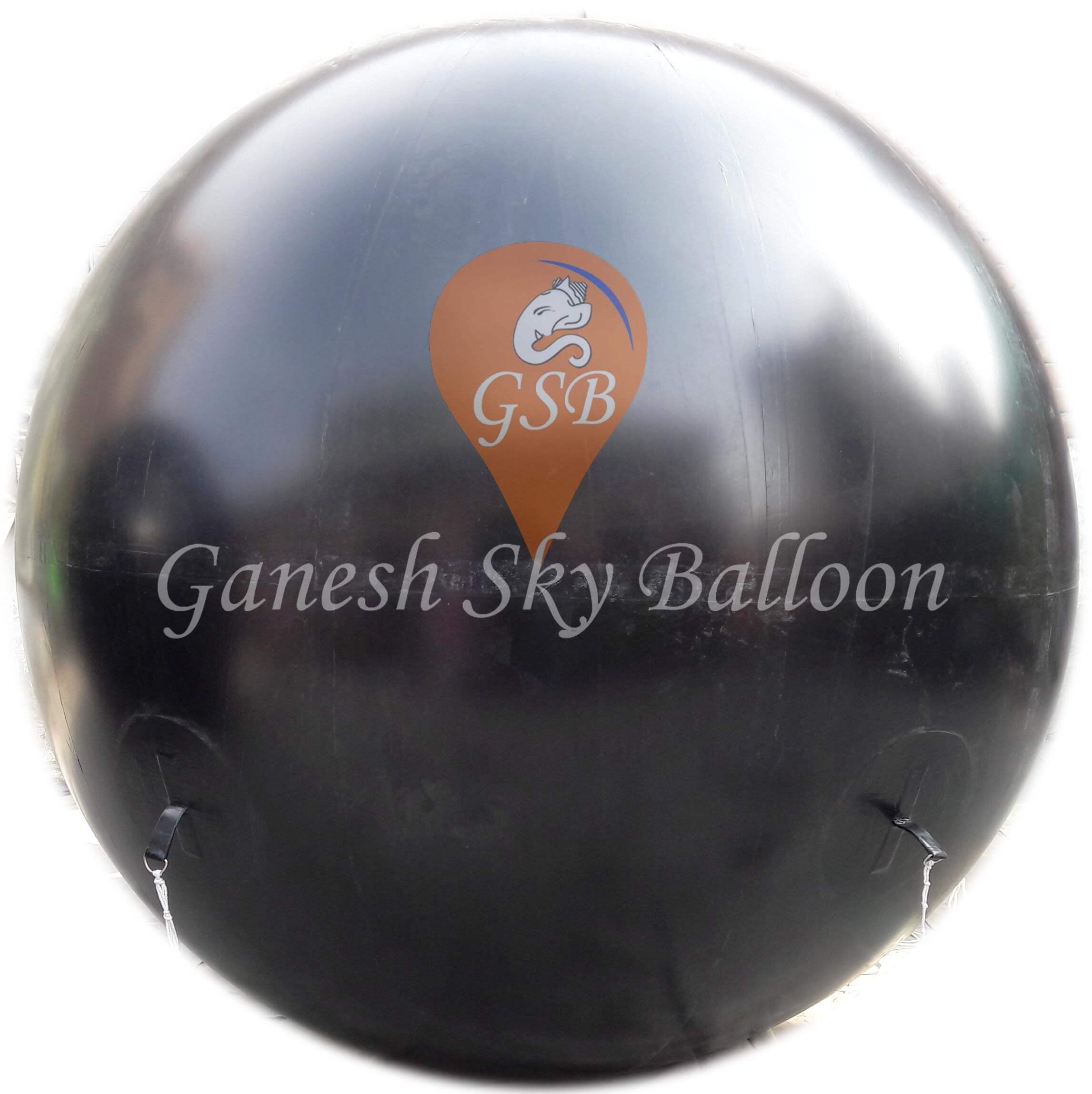 Mahindra Rise Advertising Sky Balloons