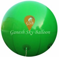 Election Advertising Sky Balloons