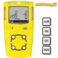 Honyewell Multi Gas Monitor-Microclip X3