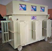 630kva servo stabilizer oil cooled unbalanced type