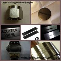 30watt/50watt Industrial Fiber Laser Marking Machine