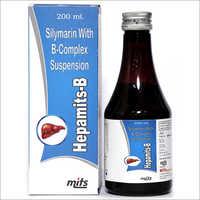 Silymarin with B-Complex Suspension