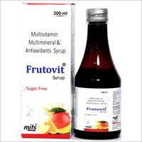 Frutovit Syrup