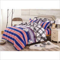 Striped Bedding Set