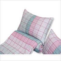 Cotton Striped Bedspread
