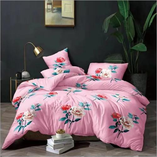 Floral Printed Comforter Set