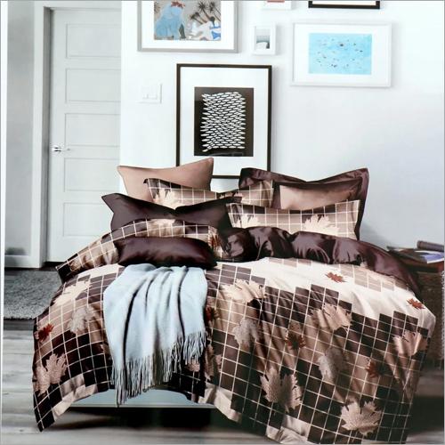 Leaf Printed Comforter Set