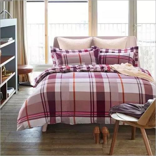 Cotton Striped Comforter Set