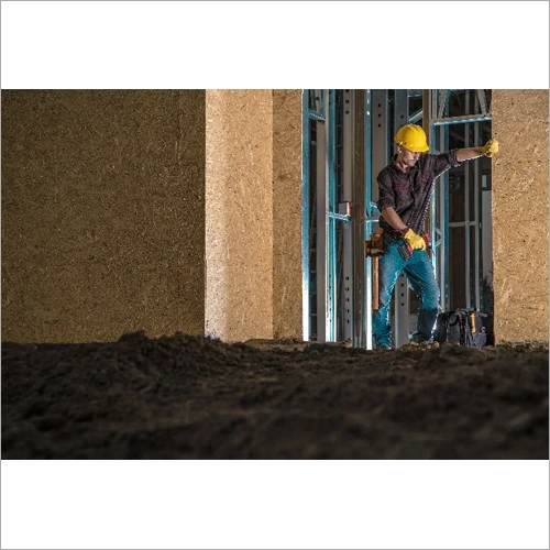 New House Building Worker