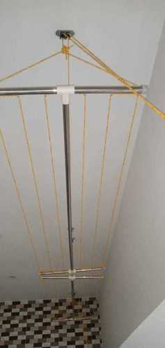 Basic Ceiling Mounting  Nylon Roof Cloth Hanger In Coimbatore