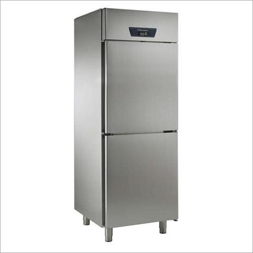 Vertical Two Door Refrigerator