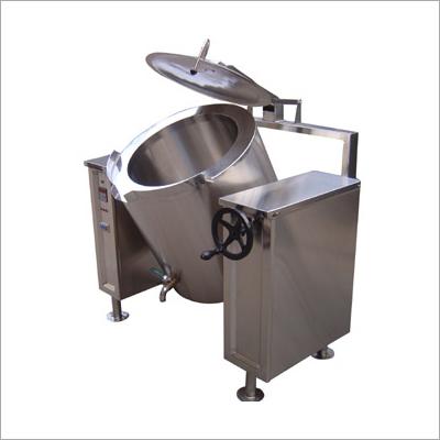 Tilting Bulk Rice Cooker