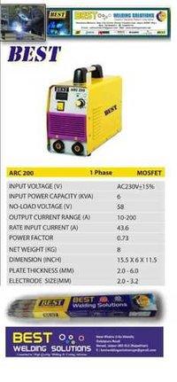 Best Arc Welding Machine 200 Amp.
