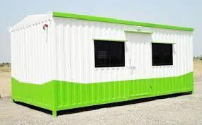 Prefabricated Porta Cabins