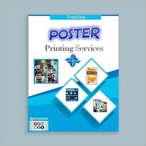 Printed Poster Services