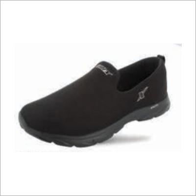 Black Silver Shoe