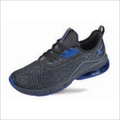 D Grey R Blue Shoes