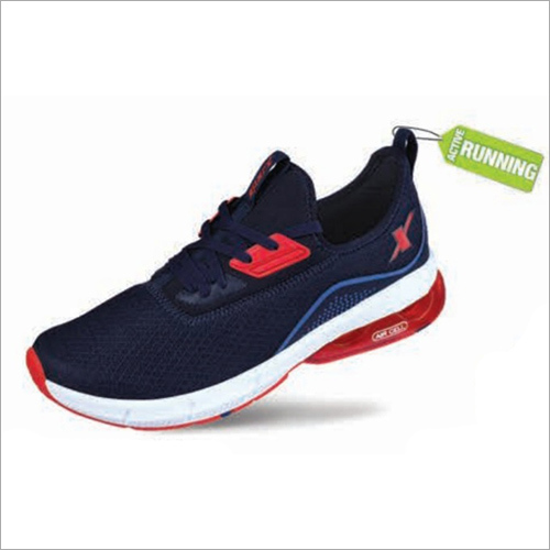 N Blue Red Shoes