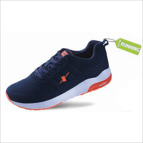 N Blue Neon Orange Shoes