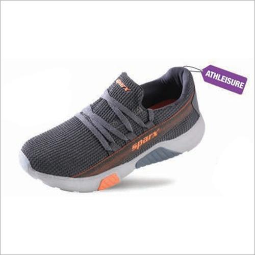 D Grey Orange Shoes