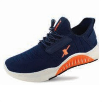 N Blue Orange Shoes