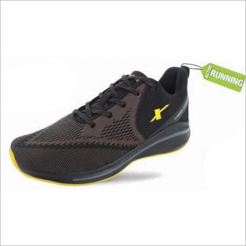 Black D Grey Shoes