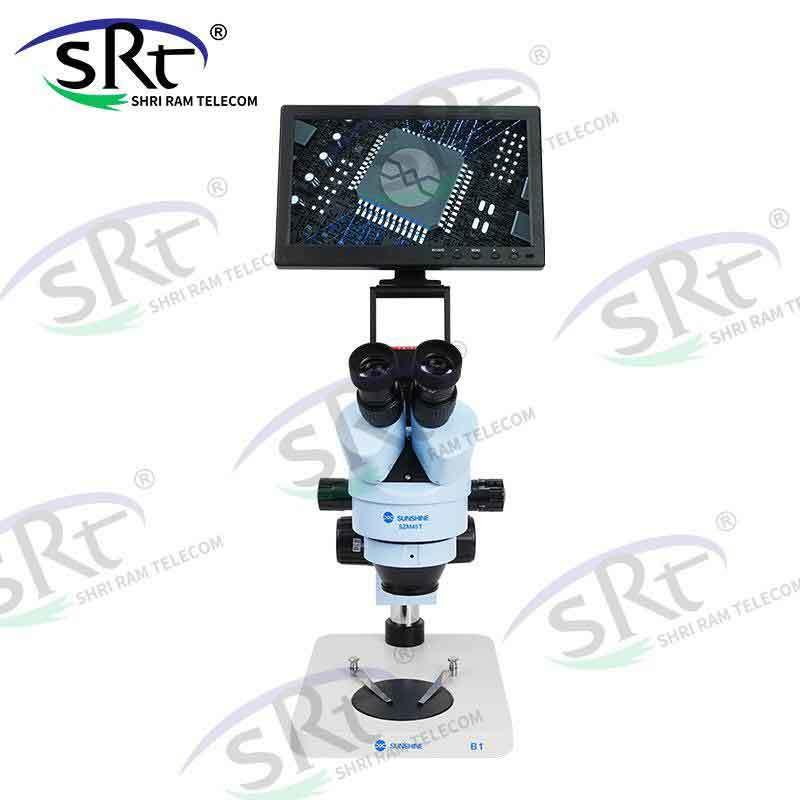 Microscope SZM45T-B1-1600S+LAMP