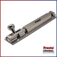 Aluminium Royal Tower Bolt With 10 mm Stainless Steel Rod