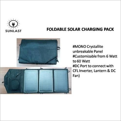 18v/18w Solar Foldable Panel