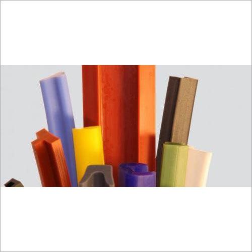 Silicone Rubber Extruded Profile
