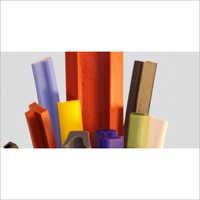 Silicone Rubber Extruded Profile