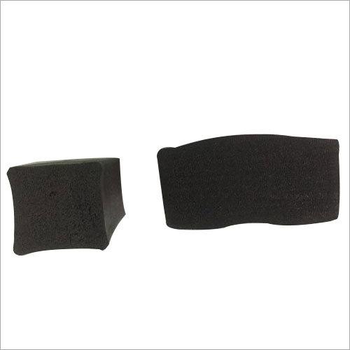Black EPDM Sponge Rubber Profile
