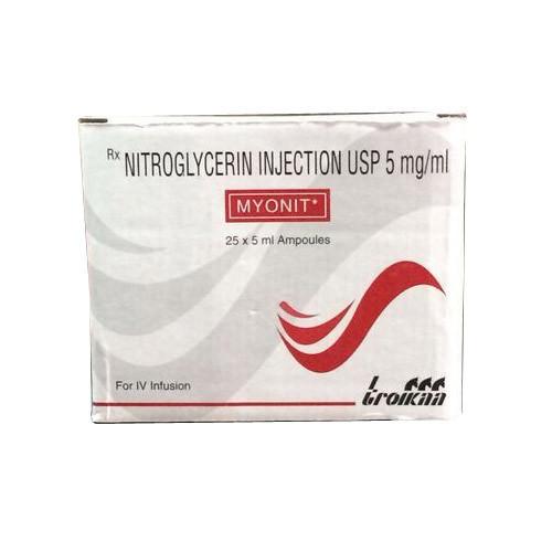 Nitroglycer Injection