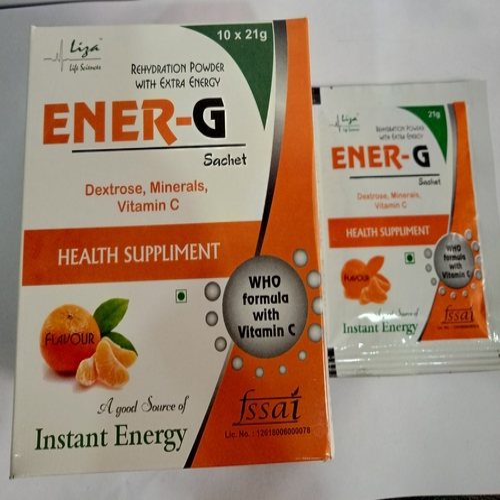 Dextrose, Minerals Vitamin C