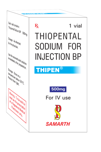 Thiopental Sodium Injection