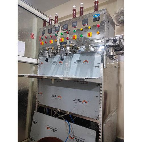 Soda Pet Bottle Filling Machine