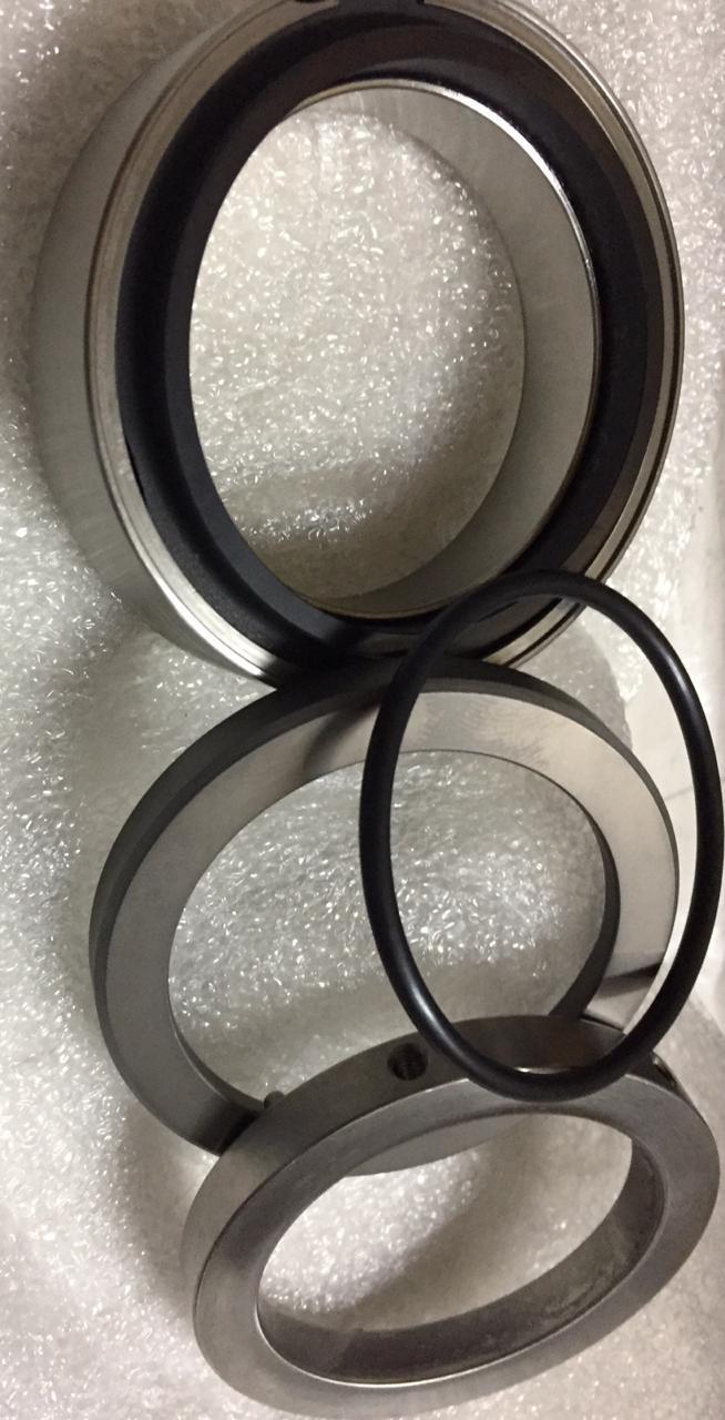 Dry screw vacuum pumps parts
