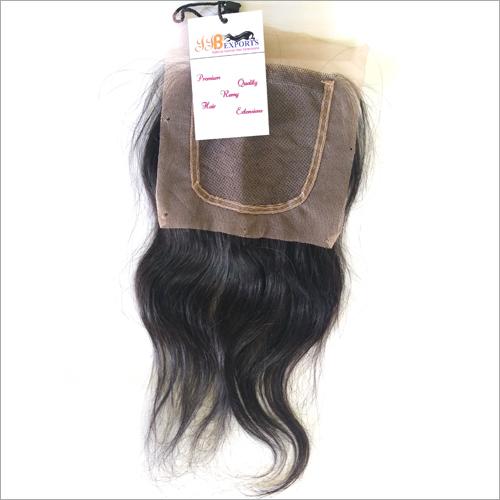 Natural Raw Hair Lace Closure