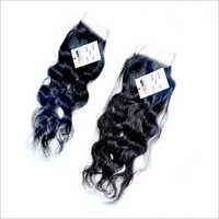 Natural Raw Virgin Wavy Hair Thin HD Lace Closure