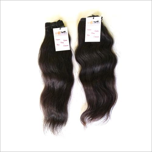 High Quality Natural Raw Virgin Wavy Hair Extension