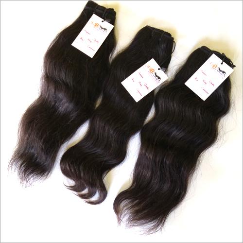 Natural Color Mink Raw Virgin Wavy Hair Extension