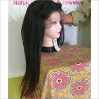 Raw Virgin Straight Hair Full Lace Wigs